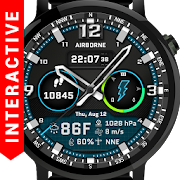 Airborne Watch Face
