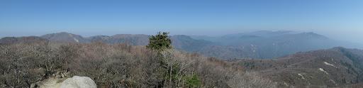 国見岳からパノラマ(DC-TX2)