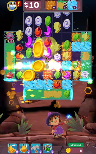 BeSwitched Match 3 apkmr screenshots 7