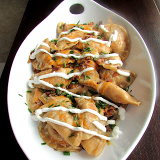 Loaded Pierogi