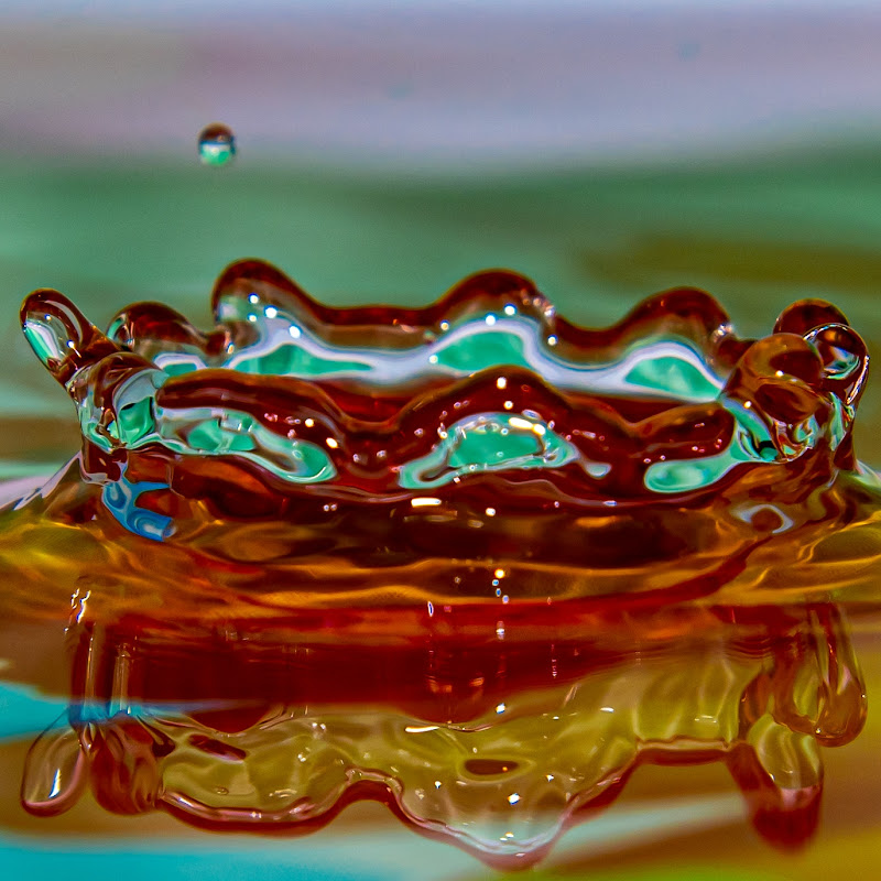 Acqua in movimento di Domiphoto