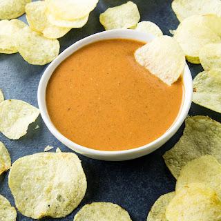 Chipotle Honey Mustard Dip -.