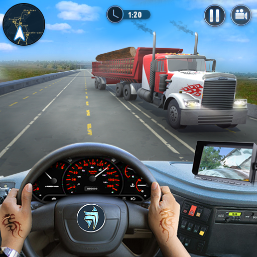 Cargo Truck Driver Truck Transport Games (game)