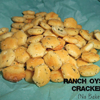 Ranch Oyster Cracker Recipe (No Bake)
