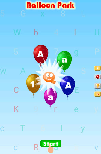 ud83cudf88Balloon Park - Learn English Alphabets & Numbers android2mod screenshots 8