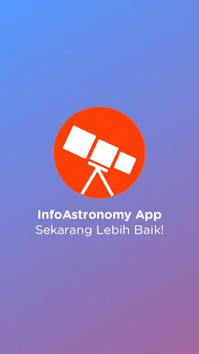 InfoAstronomy App screenshots 1