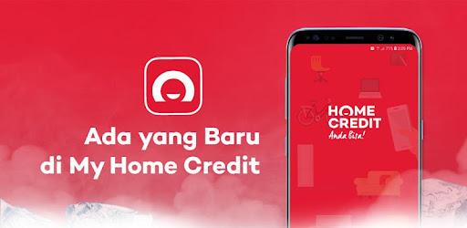 Nikmati kemudahan dalam genggaman lewat aplikasi My Home Credit