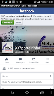 RADIO INDEPENDENTE FM- screenshot thumbnail