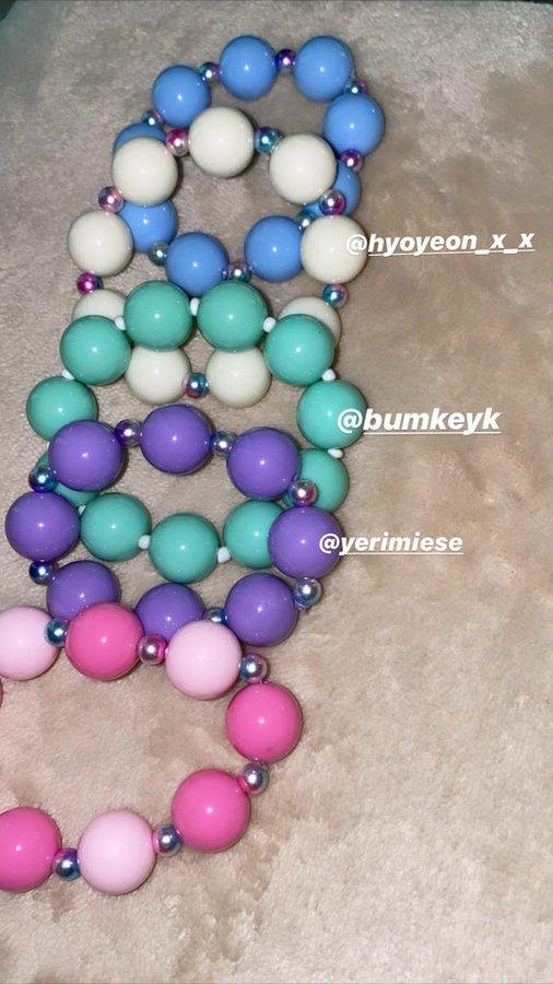 taeyeon bracelet 1