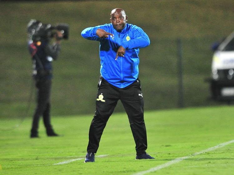 Mamelodi Sundowns coach Pitso Mosimane will be disappointed with the start his 2016 champions have had in their opening Caf Champions League campaign.