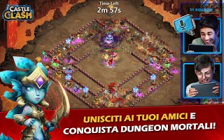 Screenshot of Castle Clash: Era Leggendaria