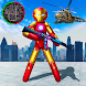 Iron Stickman Rope Hero War Gangstar OffRoad