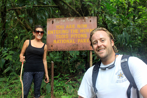 Hike to the Boiling Lake in Dominica