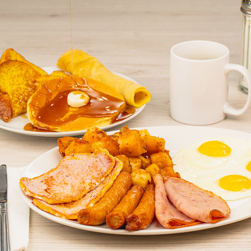 Loaded Breakfast