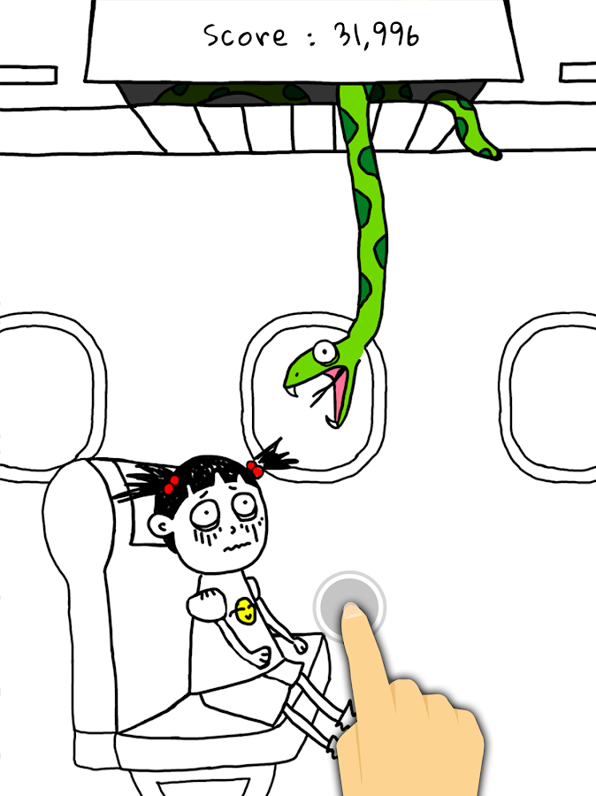 Snake on a Plane: Python Infiltrate Airplane- screenshot