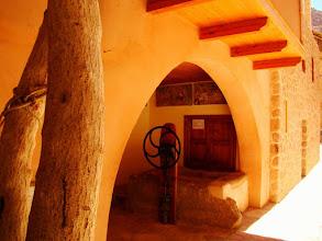 Photo: #021-Le Puits de Moïse au Monastère Sainte Catherine
