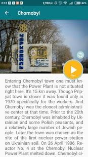 Chernobyl Tours - náhled