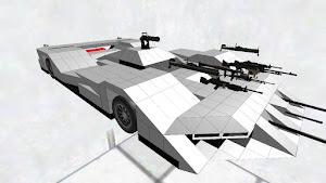戦車方スポーツカー