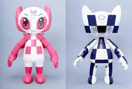 Shiny Shiny round up: Meet the Tokyo Olympics robots