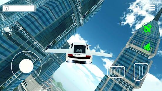 Flying Car Simulator - náhled