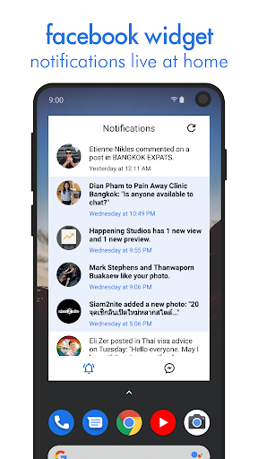 Swipe for Facebook 8.2.3 screenshots 5
