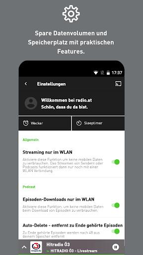 radio.at - Radio und Podcast screenshot 7