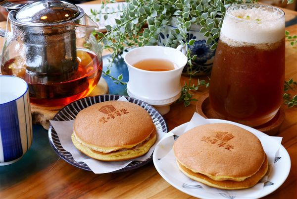 苗栗美食-雙峰草堂.日式銅鑼燒、茶飲、咖啡.銅鑼下午茶.銅鑼甜點.銅鑼美食