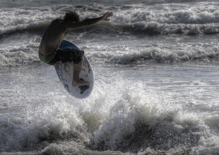 Jumpin' on water di bondell