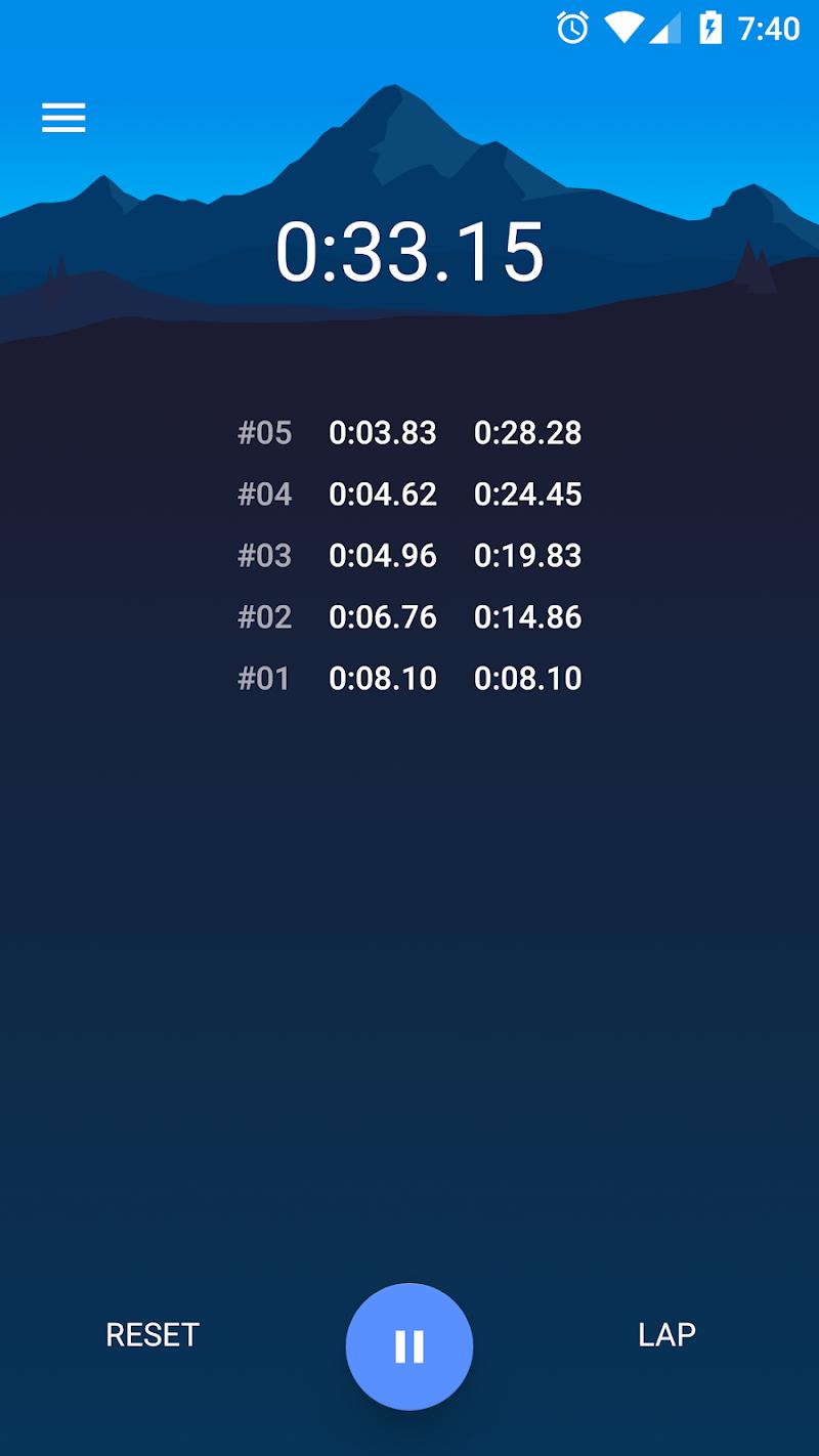 Alarm Clock Xtreme & Timer Screenshot 7