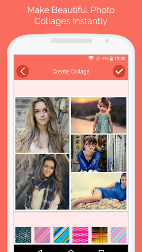 Photo Collage Maker - Pic Collage & Photo Editor 1.4 screenshots 1