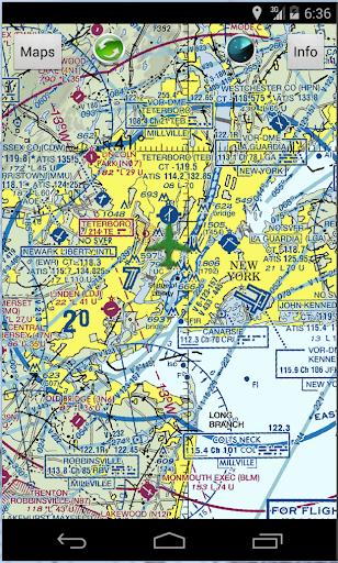 USAWacCharts-Flight Planner