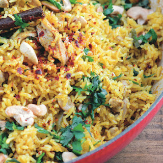 It's A Paleo Chicken Biryani.