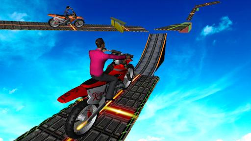 Motorcycle Stunt Game:Bike Stunt Game 1.0 screenshots 2