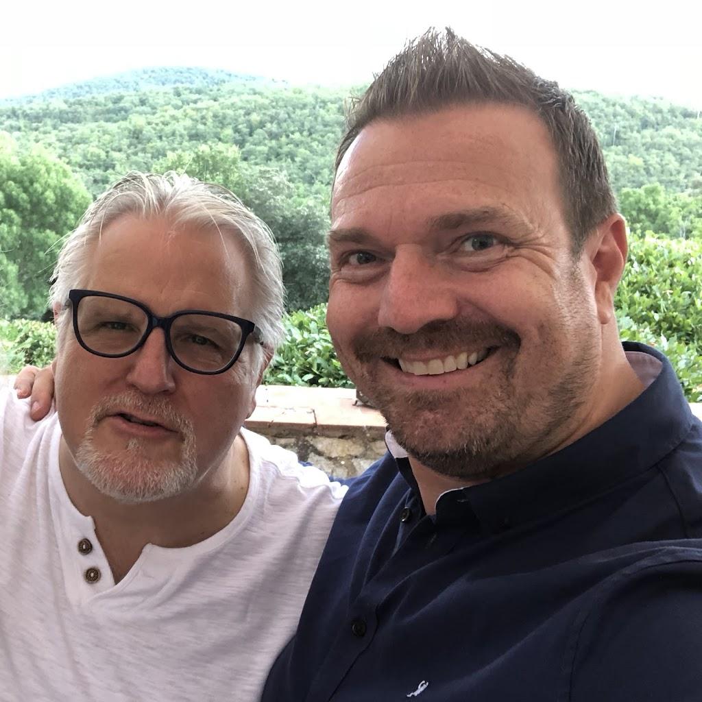 Anthony Doc Wade and Marius Eriksen