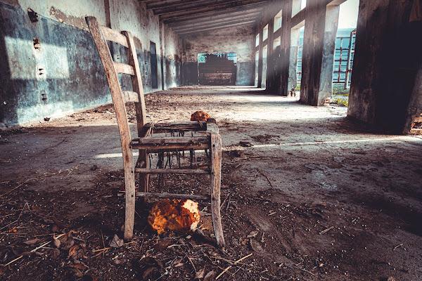 L'ultima sedia di Matteo Masini