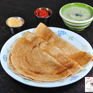 South Indian Crepe.