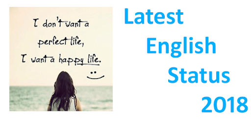 English Status 2018 Apps On Google Play