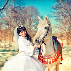 Wedding photographer Anna Kachan (annakachan). Photo of 04.03.2014