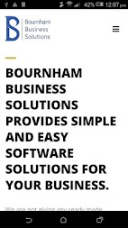 Bournham Business Solutions APK screenshot thumbnail 1