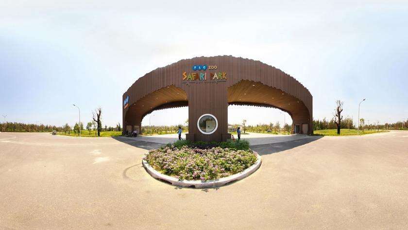 FLC Safari Zoo Quy Nhơn