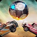Rocket Car Ball icon