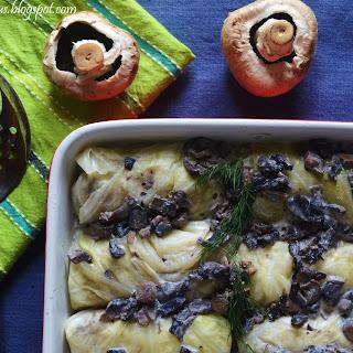 Polish Golabki (Stuffed Cabbage Rolls)