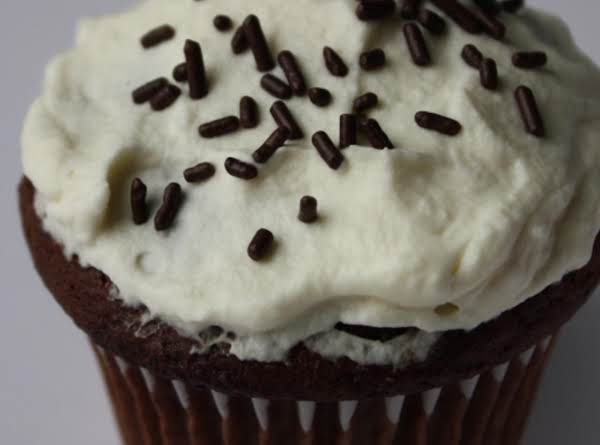 Decadent Cherry-chocolate Cupcakes For A Crowd