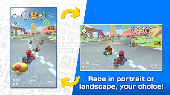 Mario Kart Tour Mod Apk Download Latest Version For Android 1