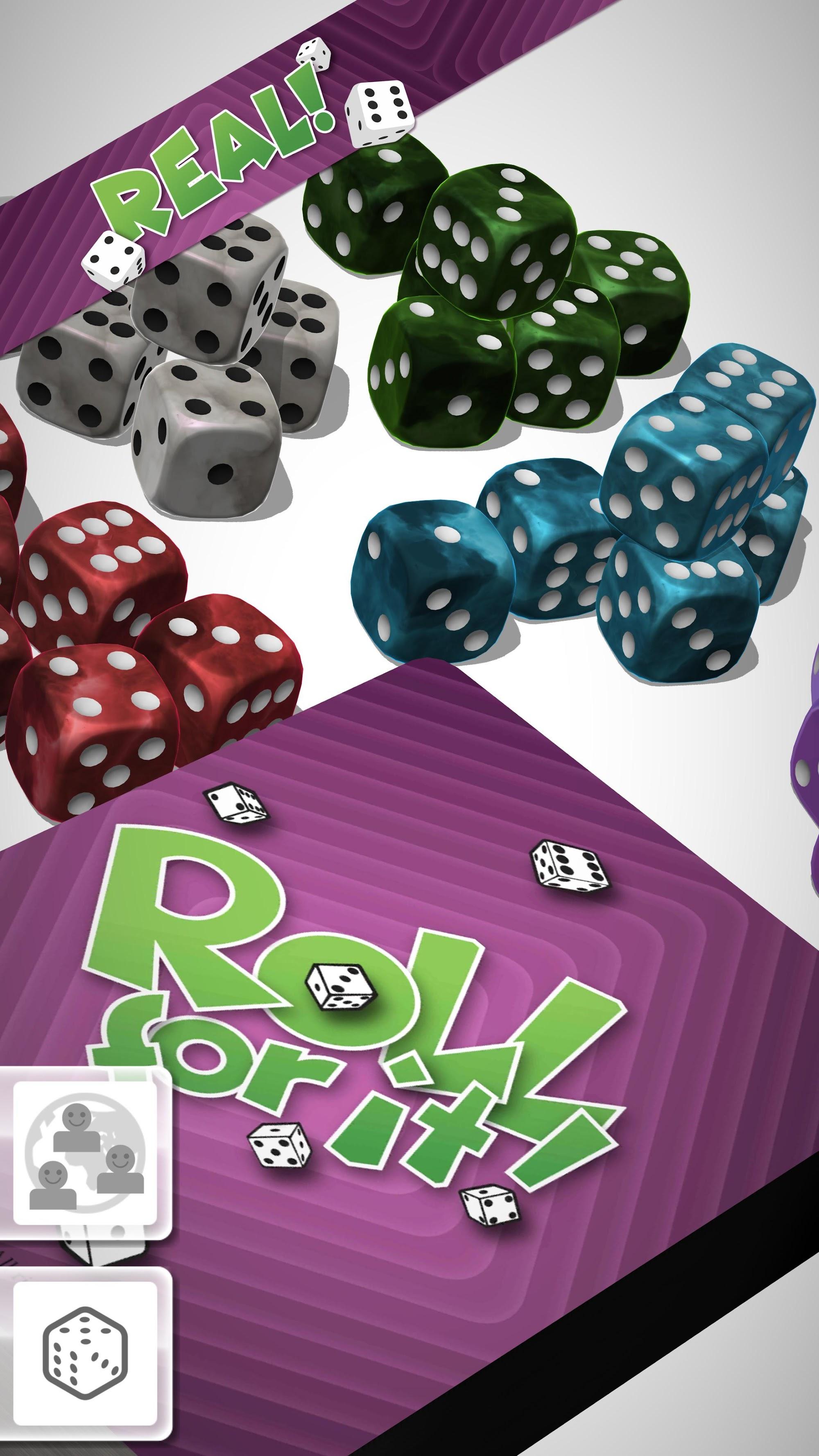 Roll For It! screenshot #1