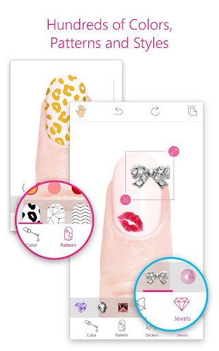 YouCam Nails - Manicure Salon for Custom Nail Art  screenshots 1