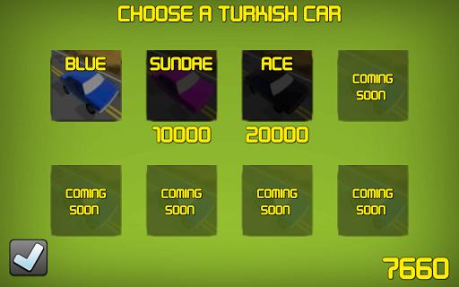 Turkish Car Zig Zag