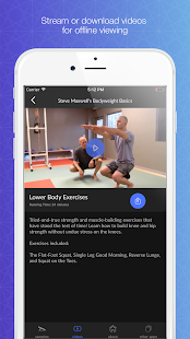 Bodyweight Basics- screenshot thumbnail
