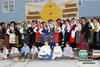 Grupo Etnográfico Danças e Cantares do Minho - LISBOA