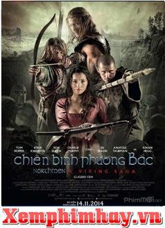 Phim Hành Động, Phiêu Lưu Âu Mỹ: CHIẾN BINH PHƯƠNG BẮC (NORTHMAN: VIKING SAGA) | xem phim hay 2019 -  ()
